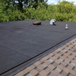 Flat roofing in Chelsea, Wakefield and Gatineau.