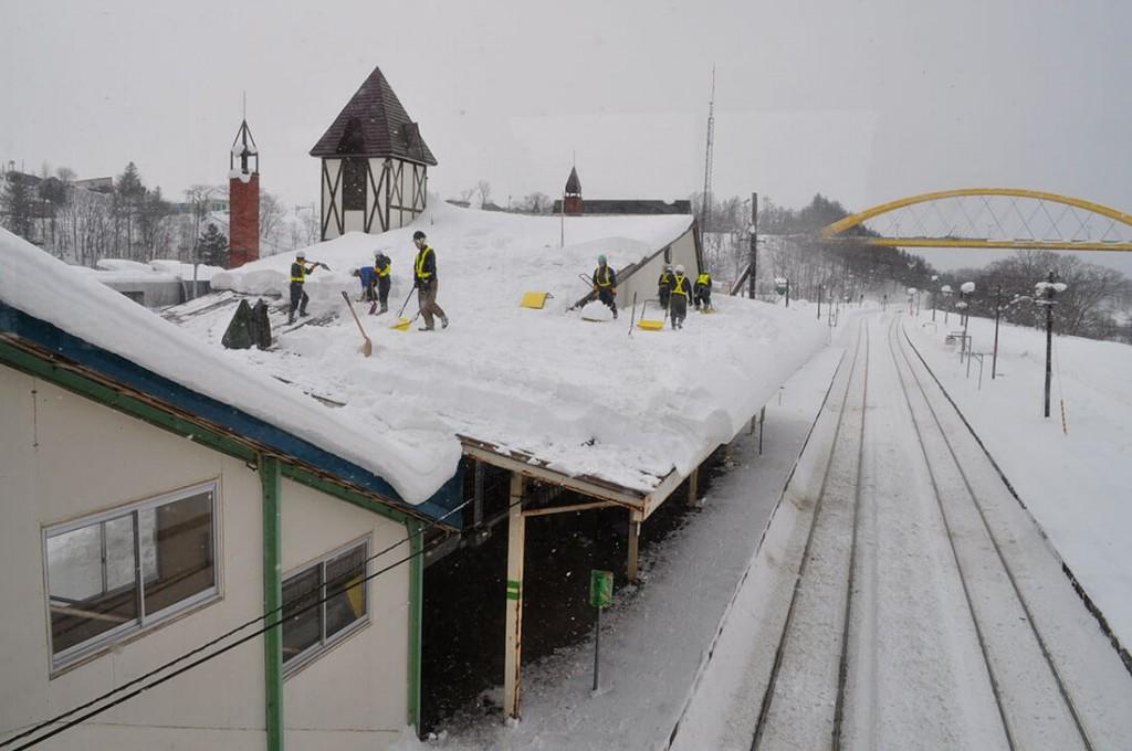 Reparations de toiture