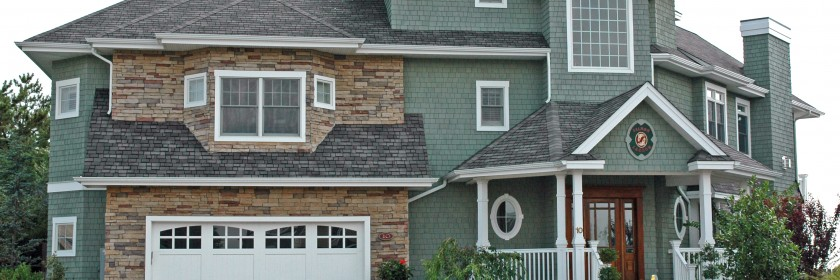 Consider asphalt shingles and contact a roofing repair and installation company for help with the installation.